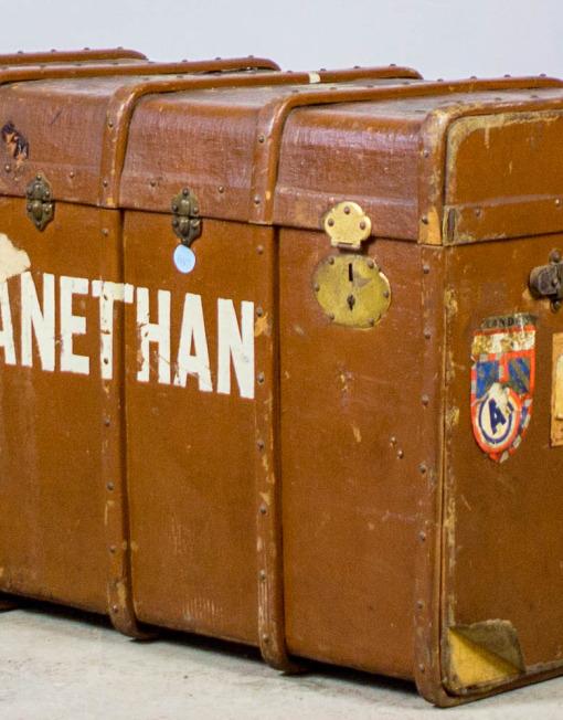 Antiik reisikirst